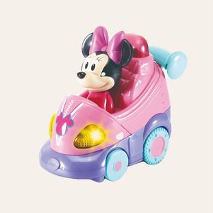 Tut tut Bolides –  La magi'voiture télécommandée de Minnie
