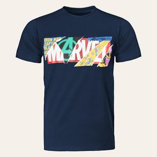 T-shirt Marvel adulte