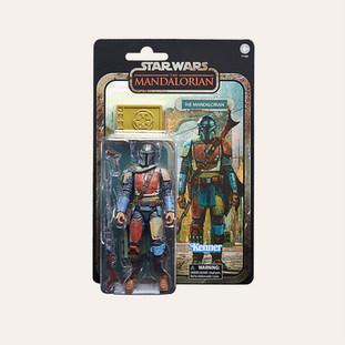 Figurine du Mandalorien 15cm Star Wars: The Black Series Credit Collection