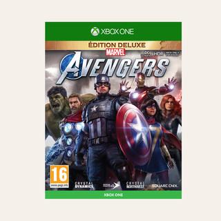 Jeu vidéo Avengers