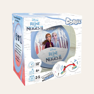 Dobble La Reine des Neiges 2