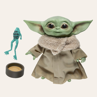 Star Wars the Mandalorian - L'enfant figurine parlante