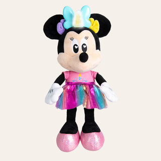 Peluche Minnie Licorne Magique