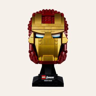 Casque Iron Man - LEGO