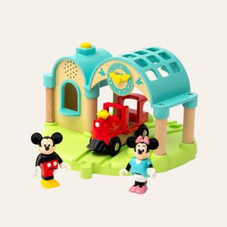 Train à pile Mickey