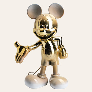 Mickey Welcome dégradé