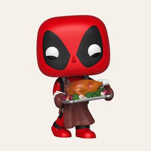 POP Marvel: Holiday - Deadpool