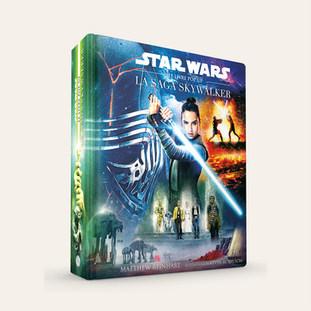 STAR WARS : La saga Skywalker – Livre pop-up