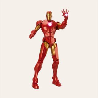Figurine Iron Man articulée et parlante
