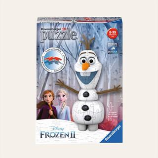 Puzzle Olaf en 3D