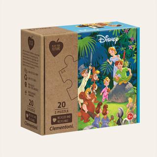 Puzzle Eco-responsable Le Livre de la Jungle & Peter Pan