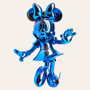 Minnie Welcome Galaxy