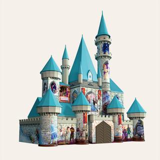 Château 3D La Reine des Neiges 2