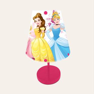 Lampe de Chevet Disney Princesses
