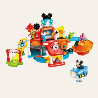 Le Magi-garage interactif de Mickey