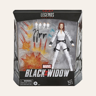 Figurine Deluxe Black Widow