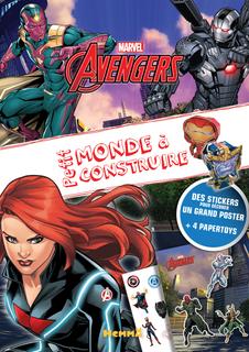 Marvel Avengers – Petit Monde à Construire