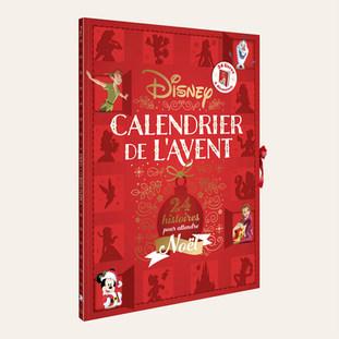 Calendrier de l'Avent - 24 histoires pour attendre Noël