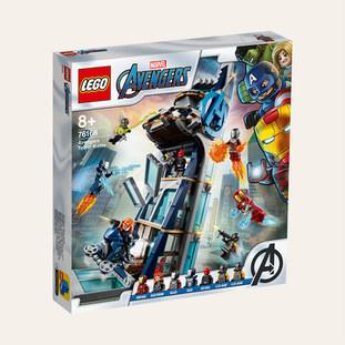 La tour de combat des Avengers - LEGO