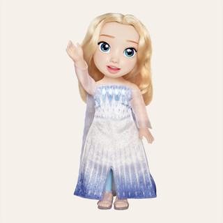 Poupée chantante Elsa