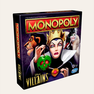 Monopoly Villains