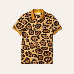 Polo jaguar Lacoste x National Geographic