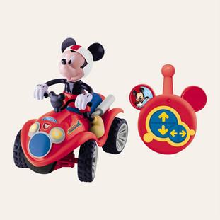 Ultimate Quad Radiocommandé Mickey