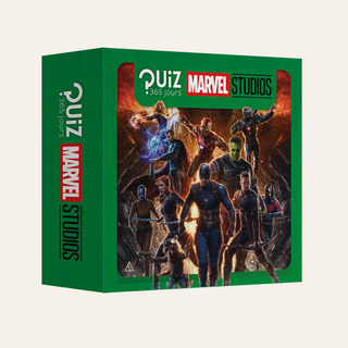Quiz Marvel : 365 questions