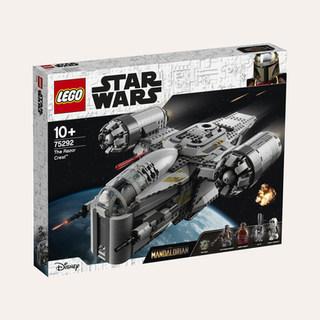 Vaisseau du chasseur de primes LEGO