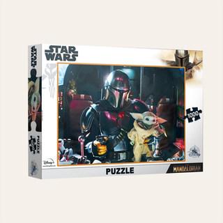 Puzzle 1000 pièces The Mandalorian