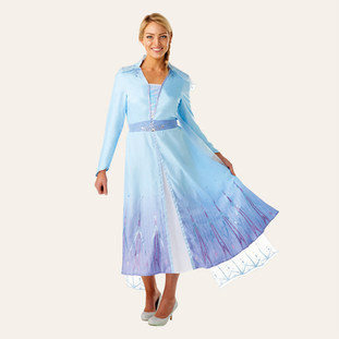 Costume adulte Elsa