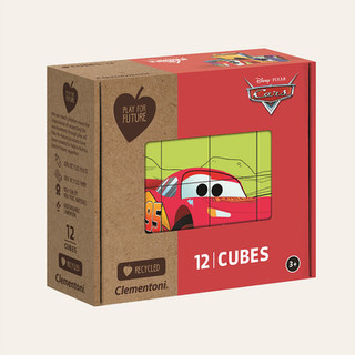 Cubes Eco-responsable Cars
