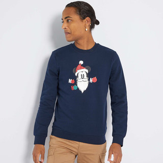 Sweat de Noël Mickey pour adulte