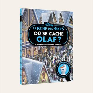 Où se cache Olaf ?