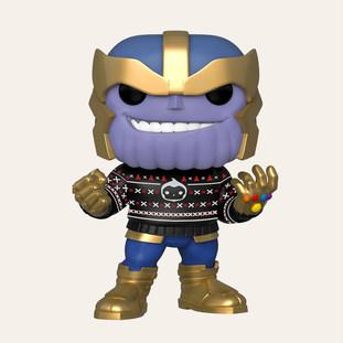 POP Marvel: Holiday - Thanos