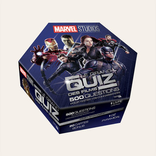 Marvel – Le Grand Quiz des Films