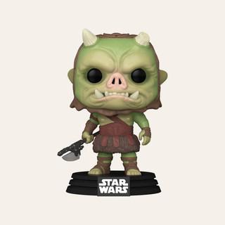 Figurine Pop! Combattant Gamorréen - Star Wars: The Mandalorian