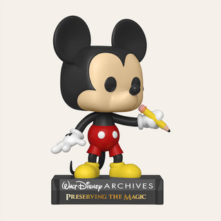 Figurine POP Disney: Archives- Classic Mickey