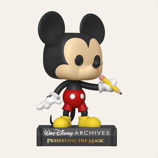 Figurine POP Disney: Archives- Classic Mickey