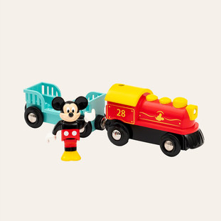 Gare à enregistreur vocal Mickey