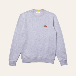 Sweatshirt jaguar homme Lacoste x National Geographic