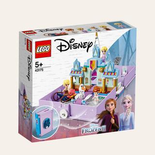 Les aventures d'Anna et Elsa dans un livre de contes