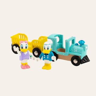 Train de Donald et Daisy Duck