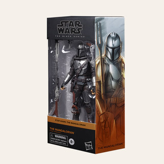 Star Wars The Black Series Le Mandalorien
