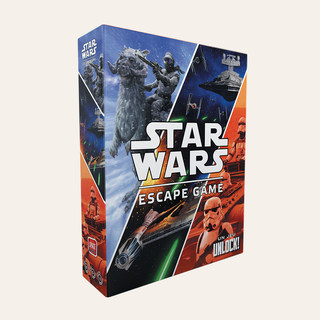 Escape Game Star wars