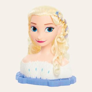 Tête à coiffer Elsa – La Reine des Neiges 2
