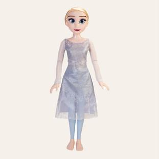 Poupée Elsa électronique de 80 cm