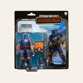 Figurine Mandalorien Infanterie Lourde 15cm Star Wars: The Black Series Credit Collection
