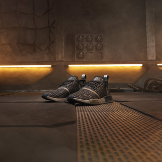 Chaussure NMD_R1 The Mandalorian - adidas