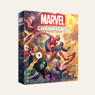 Jeu de cartes Champions Marvel